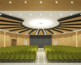 Collage of Graduate Studies Auditorium